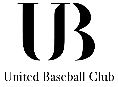United Baseball Club Centered black