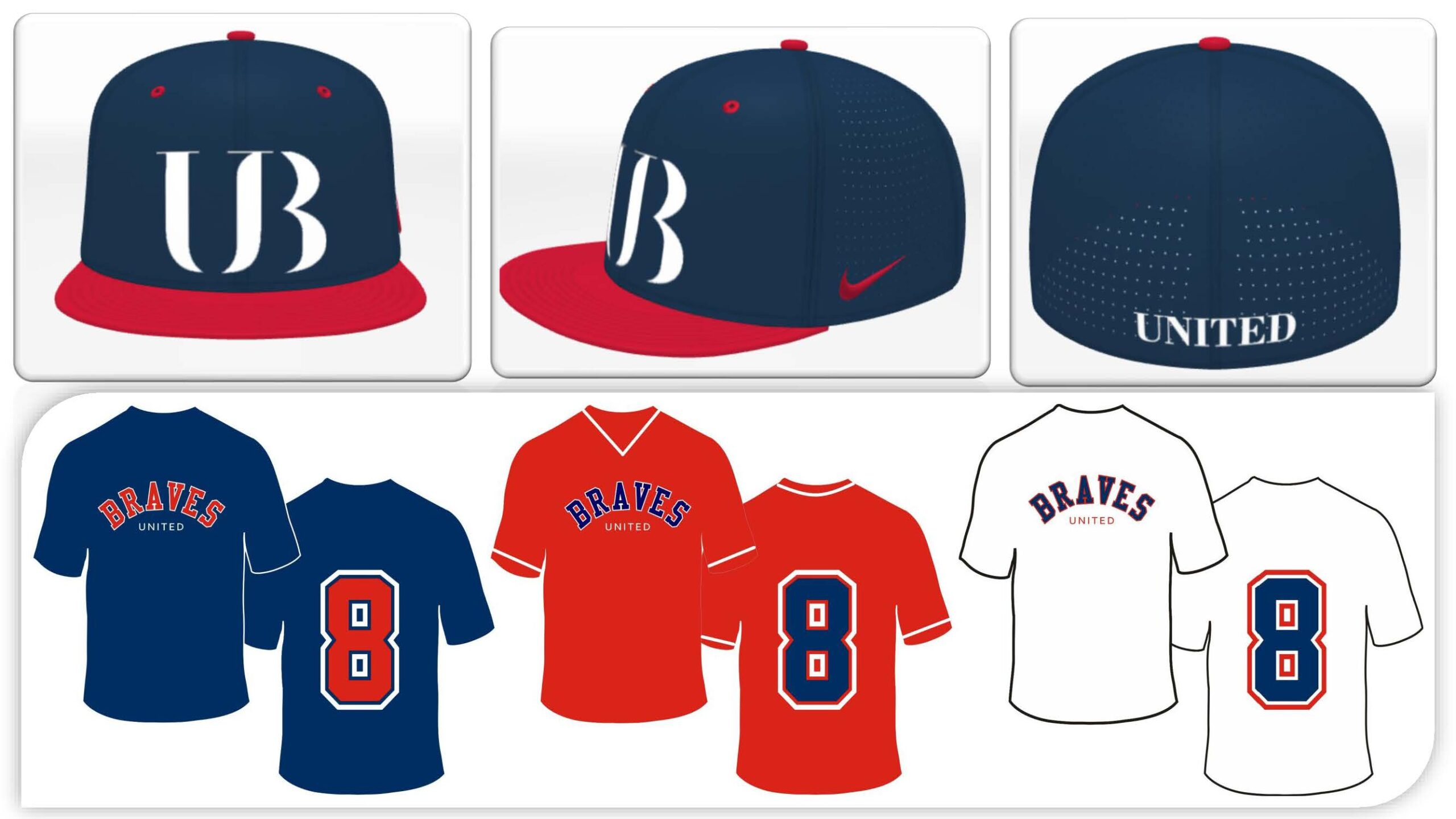 Braves Uniforms