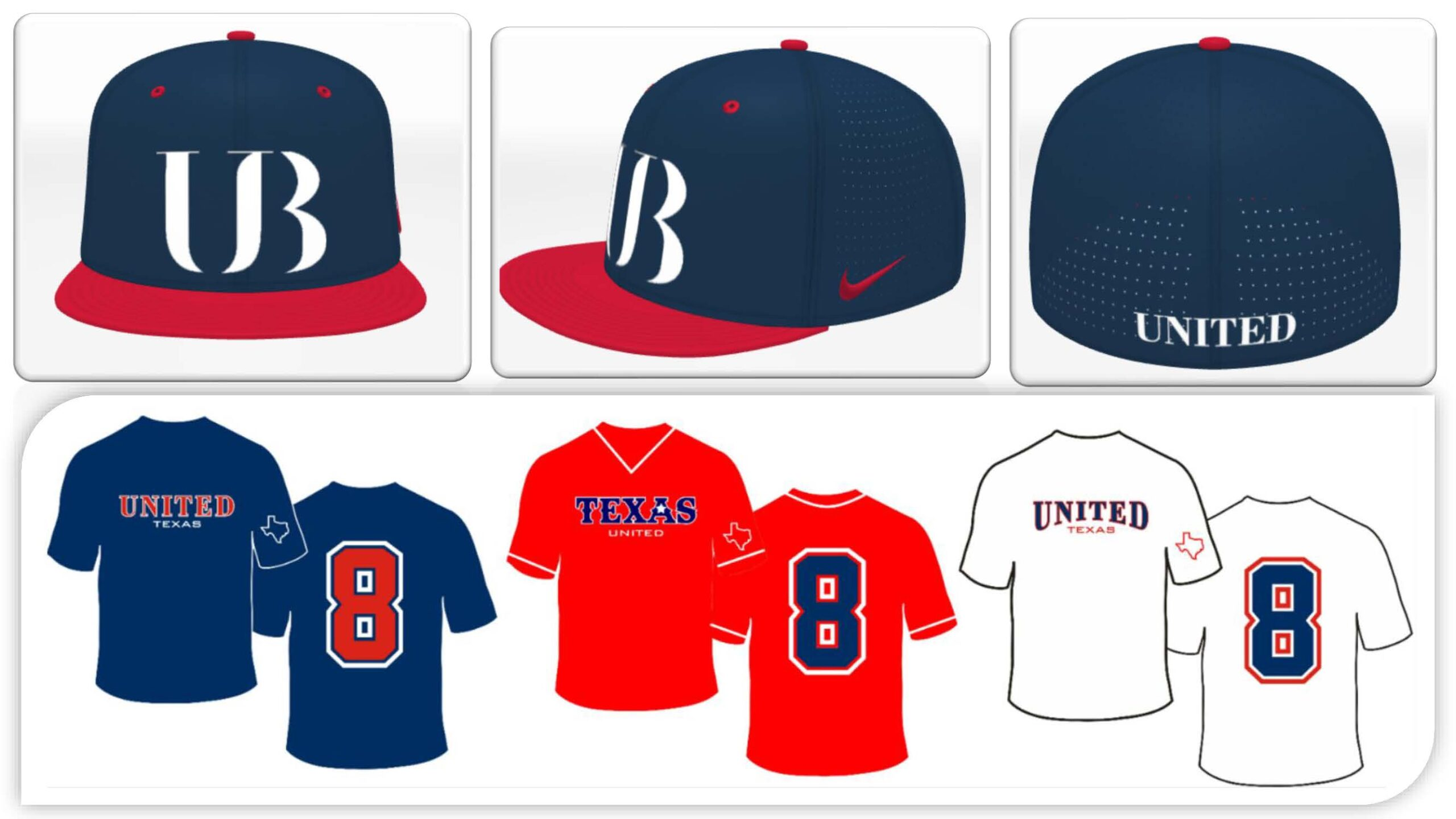 Texas Uniforms