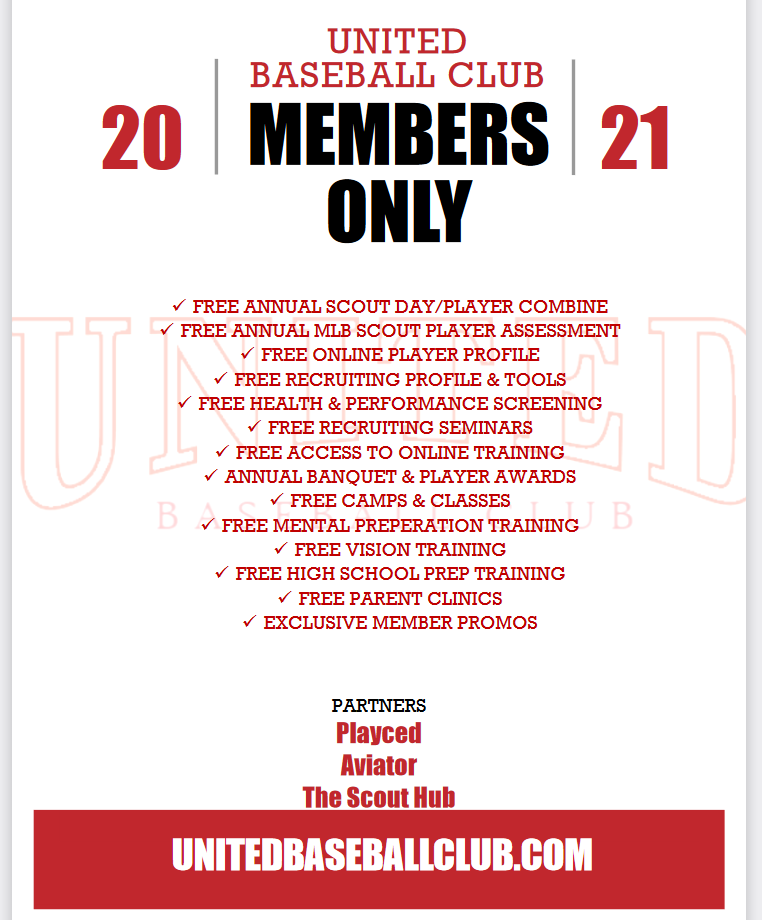 MEMBERS ONLY 2021